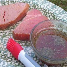 Tuna Steak Marinade Recipe