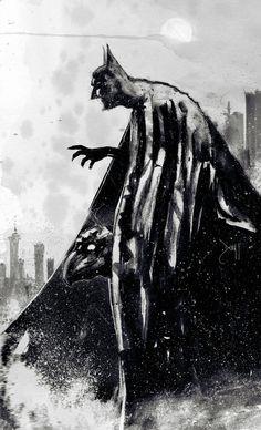 Batman by Devin Lee Francisco