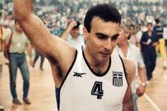 "gihano27: "" Drazen Petrovic. ""I have the feeling that if Galis wants to score a basket, he will score, no matter what the opponent does. He is always determined to succeed"" """
