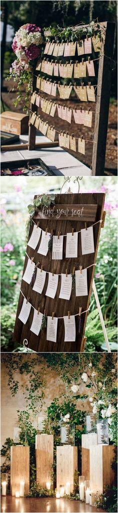 Trending Wedding Reception Seating Chart Ideas #weddingideas #weddingdecor #weddingreception #weddingseatingplan #weddinginspiration
