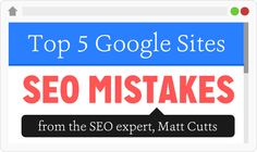 Web Design with Google Sites: Top 5 Google Sites SEO Mistakes