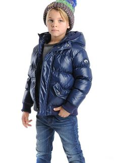 Appaman Puffy Coat in Galaxy - FINAL SALE