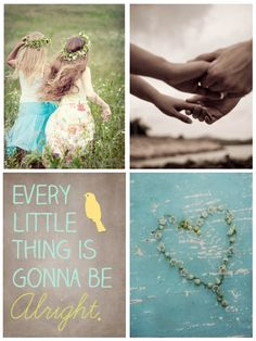 Don't worry collage