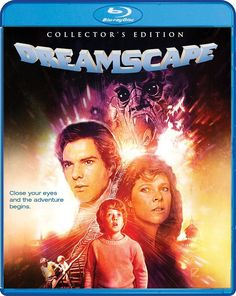 DREAMSCAPE: Collector's Edition (1984) Blu-ray