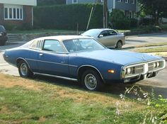 1973 Dodge Charger. My husband so wants