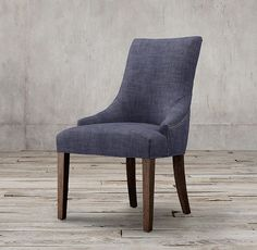 Martine Fabric Armchair