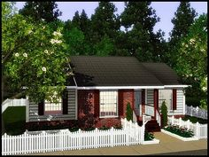 The Mannington House - Social Sims