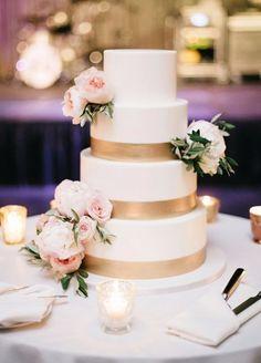 TOP 10 bolos de casamento.