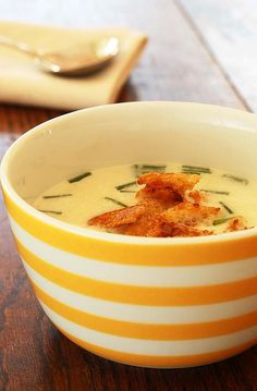 pumpkin soup recipe ( and links to other soups)