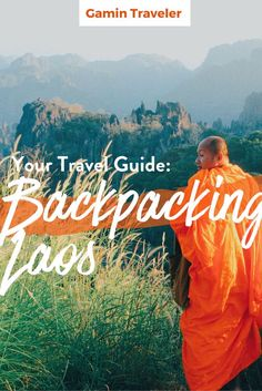 Backpacking Laos: A Full Travel Guide for You - Want to travel one of the most amazing, and underappreciated countries in South east Asia? Check out our full guide in traveling and backpacking Laos.