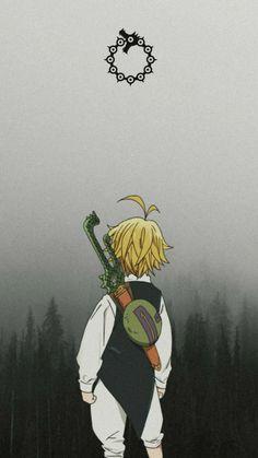 Seven Deadly Sins Anime, 7 Deadly Sins, Cool Anime Wallpapers, Cute Anime Wallpaper, Animes Wallpapers, Otaku Anime, Manga Anime, Anime Kunst, Seven Deady Sins