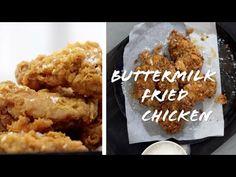 Basics To Brilliance Buttermilk Fried Chicken   Donna Hay