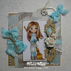 Cards by Astrid: For You !!!