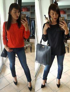 Hugo Boss džinsai S dydis, 75€ Raudoni marškiniai S-M dydis, 32€ Juodi marškiniai M-L dydis, 32€ #smsaliexpress