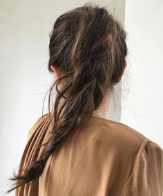 Terrific Fishtail Braided Hairstyles for Teenage Girls 2018