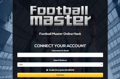 Football Master Unlimited Gems Unlimited Cash Online Hack and Cheats http://aifgaming.net/football-master-online-hack-cheats/