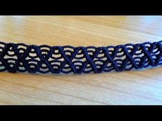 Celtic Inspired Beaded Macramé Bracelet Tutorial - YouTube