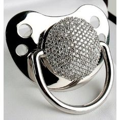 diamond pacifier $17000