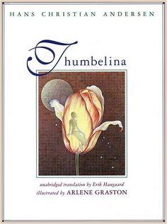 çizgili masallar: Thumbelina by Arlene Graston