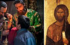 IMPORTANT! Eucharist, Mai, Artwork, Painting, Moldova, Veggie Food, Work Of Art, Auguste Rodin Artwork, Painting Art