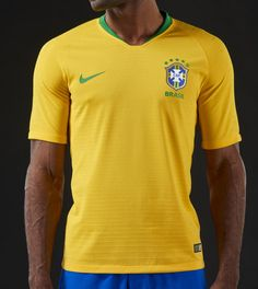 Say Yellow to Brasil s Vibrant New Color 2 Camisa Nike aa003486eae
