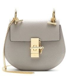 Chloé - Drew Small leather shoulder bag - mytheresa.com GmbH
