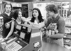 Reality Bites (1994) - starring Ethan Hawke, Winona Ryder, Janeane Garofalo and Steve Zahn