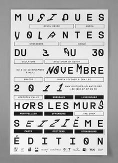 A is a name - musiques volantes