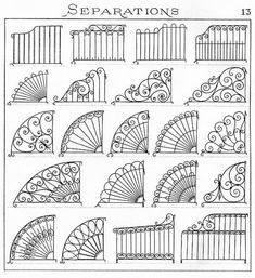 Top 55 Beautiful Grill Design Ideas For Windows - Engineering Discoveries Art Fer, Design Art Nouveau, Window Grill Design, Mandala Art Lesson, Wrought Iron Gates, Iron Art, Gate Design, Metal Crafts, Mandala Design