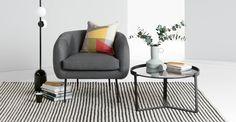 Dinky Accent Chair ► Entdecke moderne Designmöbel jetzt bei MADE.