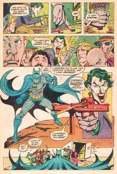 Batman vs Joker - Jose Luis Garcia-Lopez