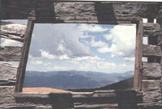 "R. Martin Stamat, ""View from the Top: Mt. Baldy"" - 2009 Print Edition #art #photography"