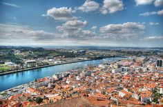 HDR Coimbra west view