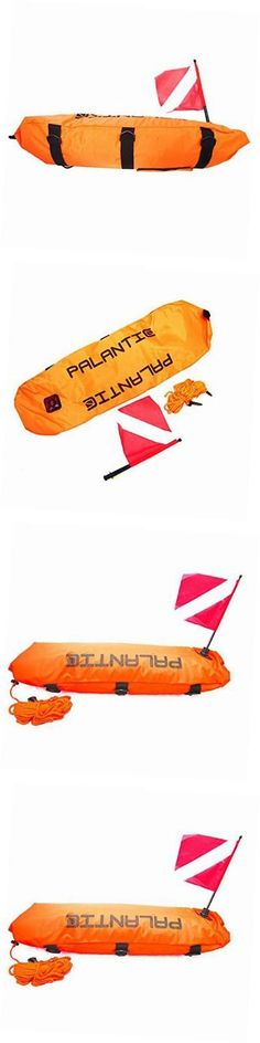 Flags and Markers 73999: Palantic Scuba Diving Spearfishing Nylon Torpedo Float With Dive Flag -> BUY IT NOW ONLY: $49.71 on eBay!