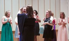 Sigma Sigma Sigma hosted their second annual Women of Character Pageant in the Duncan Recital Hall Tuesday night. The event was created to add a different twist on the typical beauty pageant, focusing on inner beauty rather than physical appearance.