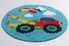 Construction floor mat