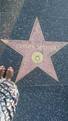 Calçada da Fama - Hollywood, Usa