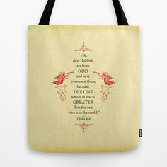 Greater Tote Bag by Peter Gross - $22.00