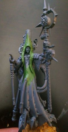 Jair Nunez - Archmagos - Dominus + Witch Elf Parts - https://www.facebook.com/groups/Impeium/permalink/1144670035591113/