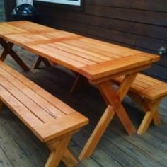76 best diy picnic table images cooking recipes health health rh pinterest com