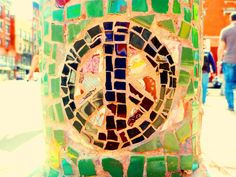 Jim Power's mosaic trail