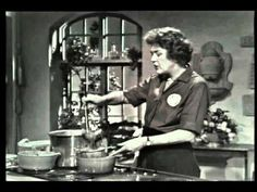 Julia Child makes the classic French Onion Soup.