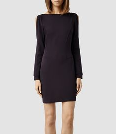 Allsaints dress, check the sleeves!