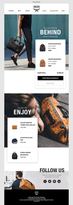 Really Good Emails - Email Template - Ideas of Email Template - Really Good Emails The Best Email Designs in the Universe (that came into my inbox) Email Layout, Newsletter Layout, Email Newsletter Design, Email Newsletters, Edm Template, Email Templates, Website Template, Ecommerce Web Design, Email Marketing Design