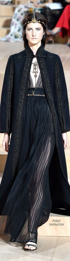 Valentino Fall 2015 Haute Couture | Purely Inspiration