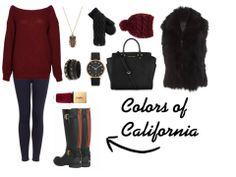 Avete già programmato il vostro weekend? Con Colors of California puoi essere sempre alla moda in montagna, città o campagna!!