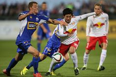 Salzburg braucht die Verlängerung für das Achtelfinale…