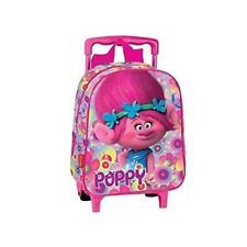 #eBay #SALES Trolls Childrens School Backpack Trolley Pink Poppy Travel Nursery Holiday Gym #eBay #Amazon #SALE