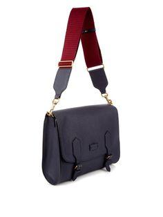 Gucci Leather messenger bag #MATCHESFASHIONMan