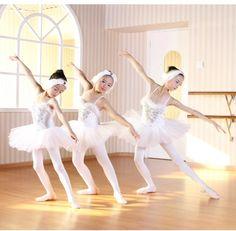 2014 nuevos niños niños niñas de lentejuelas pluma Ssaia Vestido Menina Ballet clásico tutú de Ballet del lago Swan en Ballet de Novedad y de uso especial en AliExpress.com | Alibaba Group